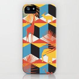Mammalia iPhone Case