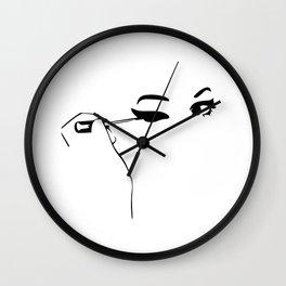Make up Wall Clock