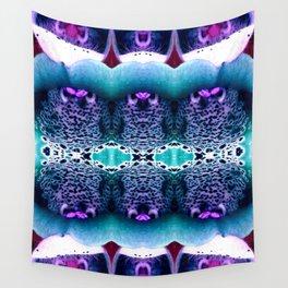 Alien Bloom #2 Wall Tapestry