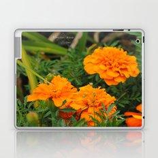 Orange Attraction Laptop & iPad Skin