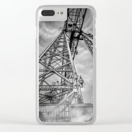 Smoggy Clear iPhone Case