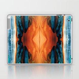 The Great Spirit - Abstract Art By Sharon Cummings Laptop & iPad Skin