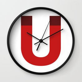 magnet Wall Clock