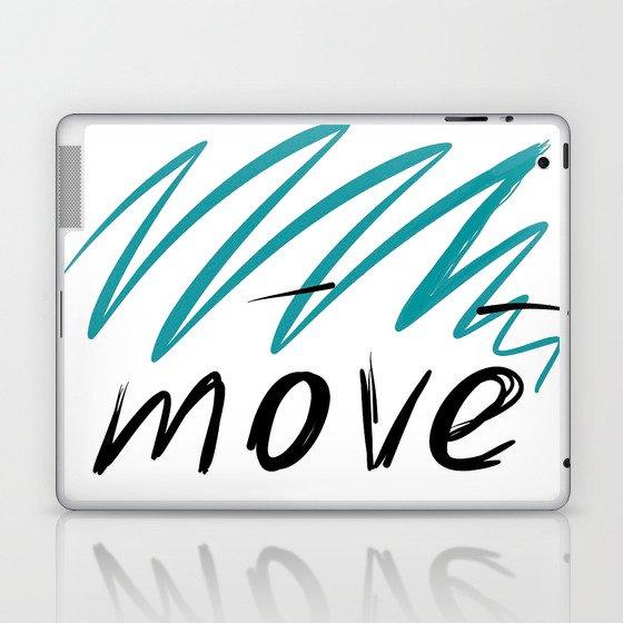 move Laptop & iPad Skin