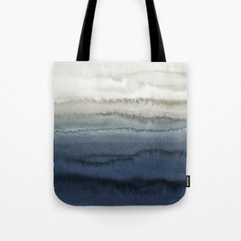 WITHIN THE TIDES - CRUSHING WAVES BLUE Tote Bag