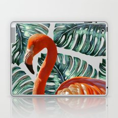Flamingo Self Portrait #society6 #decor #buyart Laptop & iPad Skin
