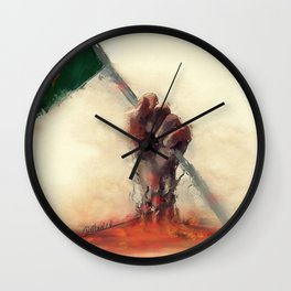 kurdistan Wall Clock