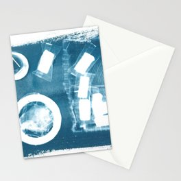 Cyanotype #4 Stationery Cards