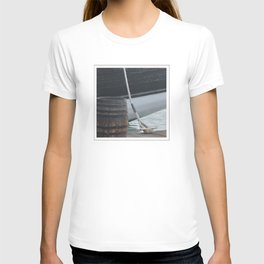 Barrel Ship and Cleat T-shirt