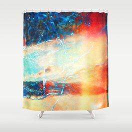 SHINING I Shower Curtain