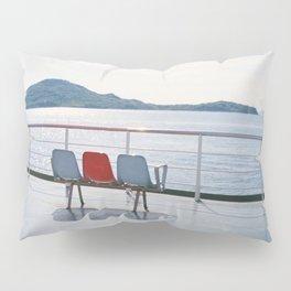 On the Setouchi Ferry Pillow Sham