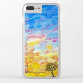 Breathless Clear iPhone Case