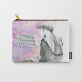 The Unwritten Song Carry-All Pouch