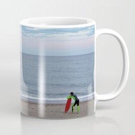 Patient Surfer Coffee Mug