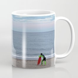 Patient Surfer Coffee Mug