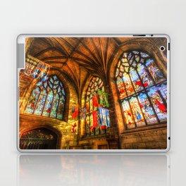 Evening Sun Cathedral Laptop & iPad Skin