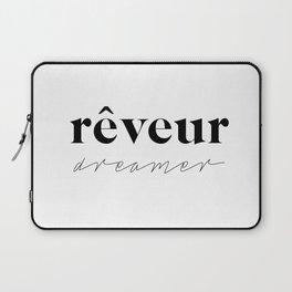 French Dreamer Laptop Sleeve