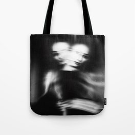 the disappearance Tote Bag