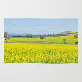 Mellow yellow Rug