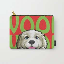 Gus The Dog Carry-All Pouch