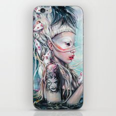 Yolandi The Rat Mistress  iPhone & iPod Skin