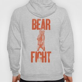 Bear Fight Hoody