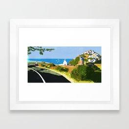 Sifnos#1 Framed Art Print