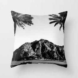 Indian Wells Throw Pillow