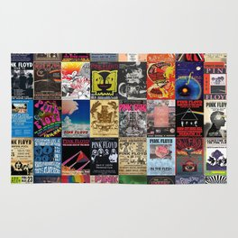 The Wall Concert Posters Rug