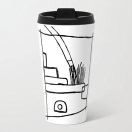 Taos Pueblo Travel Mug
