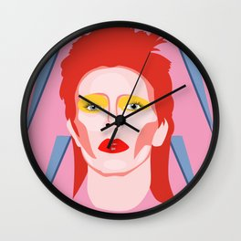 David Bowie Special Wall Clock