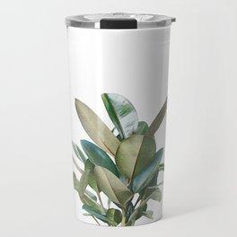 Green Bush Travel Mug