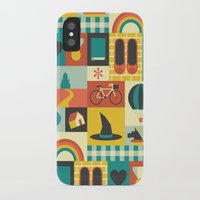 oz iPhone & iPod Cases featuring Oz by Ariel Wilson