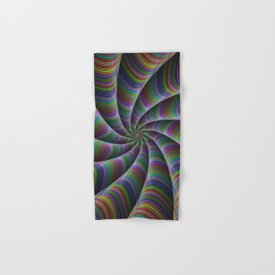 Infinite color fun Hand & Bath Towel