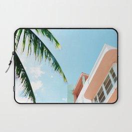 Miami Fresh Summer Day Laptop Sleeve