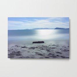 Ocean Waters Photography Print Metal Print