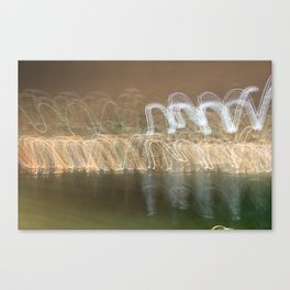 Bright Lights, Big City V Canvas Print