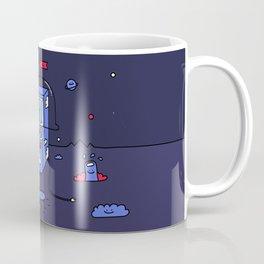 Dusky Arcade Coffee Mug