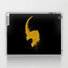 Mischief Splatter Laptop & iPad Skin