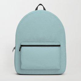 Duck Egg Blue Backpack