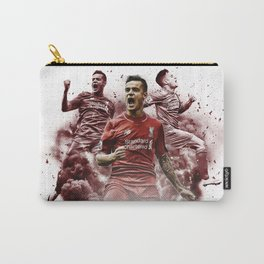 Liverpool FC: Philippe Coutinho cloud design Carry-All Pouch