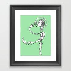 grow it up Framed Art Print