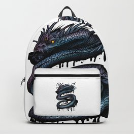 Dragon Swirl Backpack