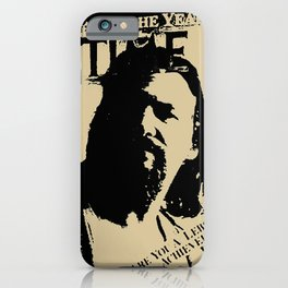 Are You a Lebowski Achiever? iPhone Case