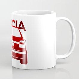 Skoda Felicia - classic red - Coffee Mug