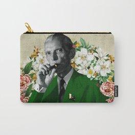 The wise & daper altruist, Muhammad Jinnah Carry-All Pouch