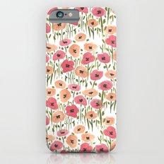Garden Print iPhone 6 Slim Case