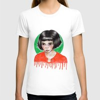 amelie T-shirts featuring Amelie by ARTEMYSA