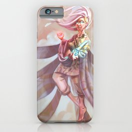 Beyond: Angel iPhone Case