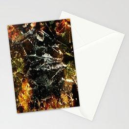 Cracks Stationery Cards